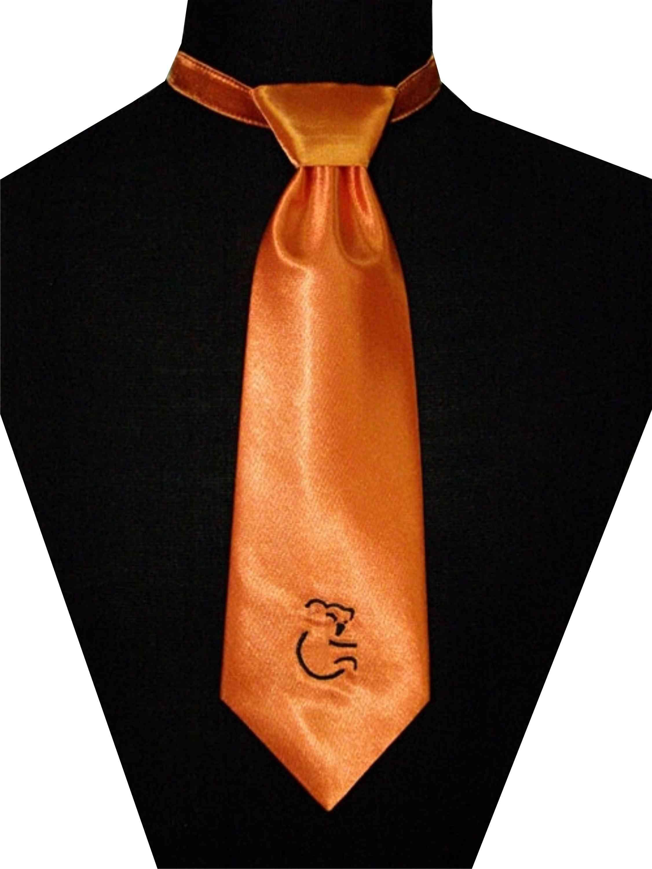 Член в галстуке 15 фотография